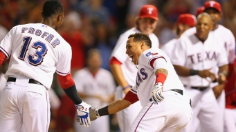Rangers Still Have Middle Infield Flexibility