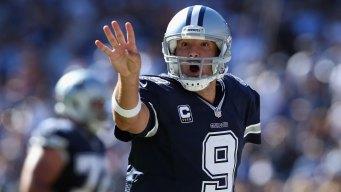 Cowboys' Problem Ain't Romo
