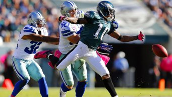 NFC East Watch: Eagles Cut DeSean Jackson