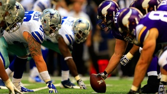 Cowboys Top Vikings, 27-23
