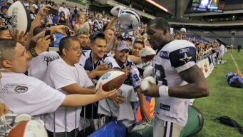 """Robinson: Dez's Maturation """"A Day-To-Day Process"""""""