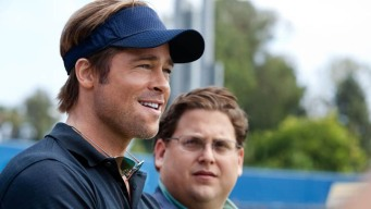 Moneyball, Jonah Hill at NorthPark Wednesday