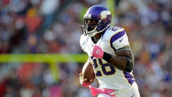 Report: Cowboys Say They Still Can't Afford Peterson