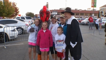 Fort Worth Runners Up Early For Turkey Trot