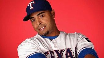 Cruz Apologizes to Rangers' Clubhouse