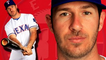 Rangers Lose on Historic Night from Arencibia