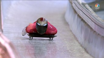 Yun Sung-Bin Wins Historic Skeleton Gold for South Korea