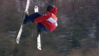 James Woods Finishes 4th in Freeski Slopestyle