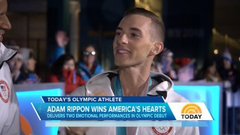 Adam Rippon Had More Fun at Olympics Than Anyone on Planet