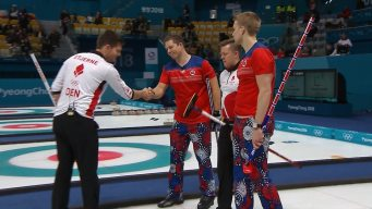 Norway Wins High-Scoring Curling Affair With Denmark