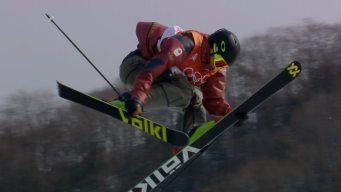 Alex Beaulieu-Marchand Snags Bronze in Freeski Slopestyle