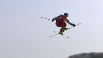 Nick Goepper Delivers on Final Run to Take Slopestyle Silver