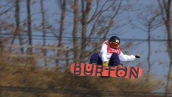Yuka Fujimori 2nd in Big Air Qualifying With a Backside 900