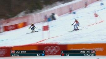 U.S. Eliminated in Inaugural Alpine Skiing Team Event