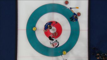 Sweden Ends South Korea's Historic Curling Run in Gold Game