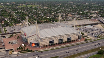 Rangers to Play in Alamodome