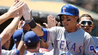 Rangers Fantasy Outlook: Center Field