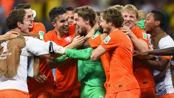 Netherlands Beats Costa Rica in Penalty Shootout