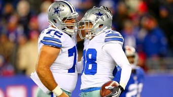 Travis Frederick Looking to Build on Rookie Year