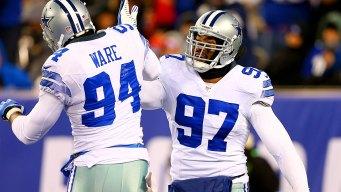 Cowboys' Defense a Study in Contradictions