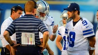 Romo Ready at Last When Cowboys Face Ravens