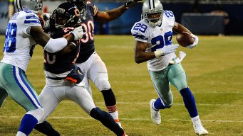Cowboys Have Quality Depth Behind Murray