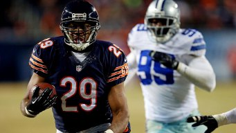 Cowboys Embarrassed by Bears, 45-28