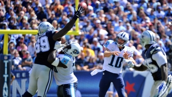 NFC East Watch: Eagles Looking at Jake Locker?