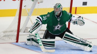Stars Sticking with Kari Lehtonen Against Blackhawks