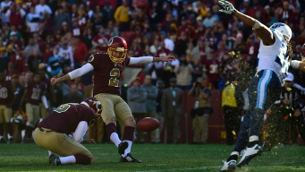 NFC East Watch: Kai Forbath Re-Signs with Redskins