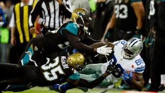 Three Phases: Cowboys-Jaguars