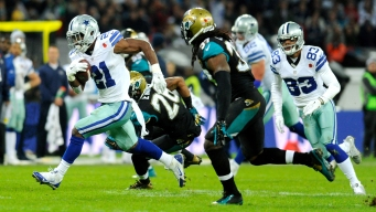 Jerry: Randle Could Average Around 100 YPG