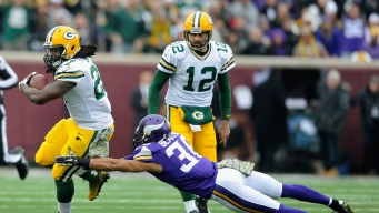 Rodgers Reportedly Has Calf Tear