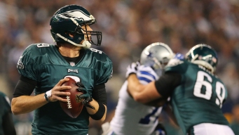 NFC East Watch: McCoy Predicts Huge Year for Foles