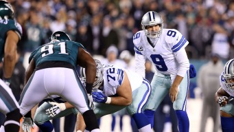 Cowboys Beat Eagles in Philly, 38-27