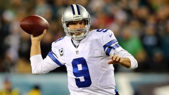 Romo Not Worried About the Cold in Green Bay