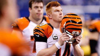 QB Andy Dalton's Missing Suitcases Found