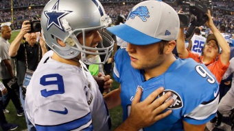 Linehan Sees a Lot of Similiarities Between Romo, Stafford