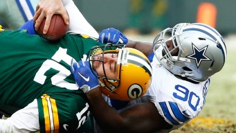 DeMarcus Lawrence Could Play Some DT in 2015