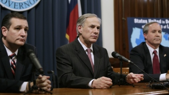 Paxton: State Workers Can Deny Same-Sex Licenses