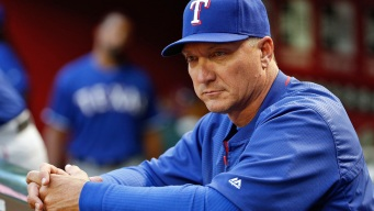 Another Lefty Dominates Rangers' Lefties