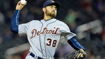 Soria On Tear For Tigers
