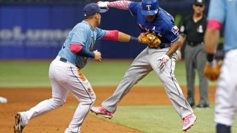 DeShields Jr. Could Be Answer for Odor Problem