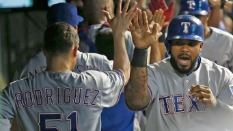 Rangers' Lone All-Star Reminds of Gloomy Past