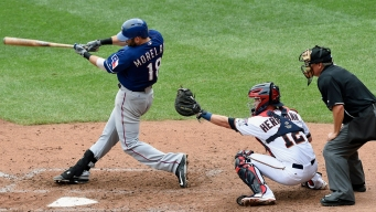 Moreland Powers Rangers Past Twins