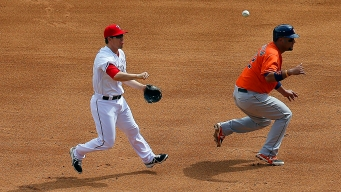 Astros a Perfect Cure for Rangers' Ails