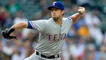 Faulkner Giving Rangers Another Late Lefty Option