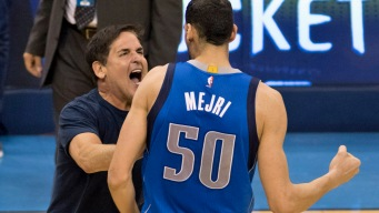 AP Source: Center Salah Mejri Returning to the Mavericks