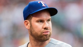 Undefeated Lewis Giving Rangers Solid No. 3 Option