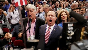 Insurgents Blocked as GOP Leaders Approve Convention Rules